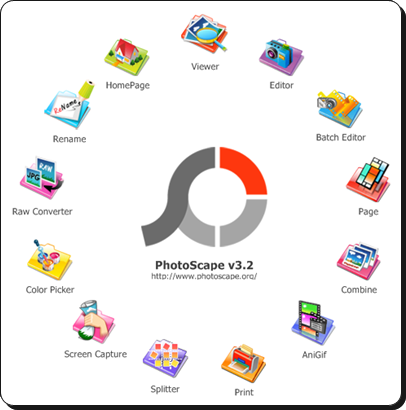 Photoscape 1 無料画像編集ソフトphotoscapeでヘッダーと背景画像を作ろう!