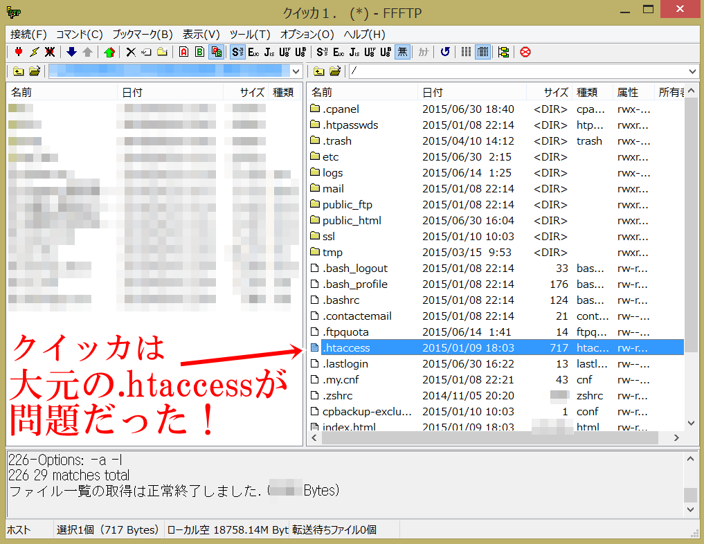 quicca home account id 追記:クイッカとServer QueenでもInternal Server Errorが出た!